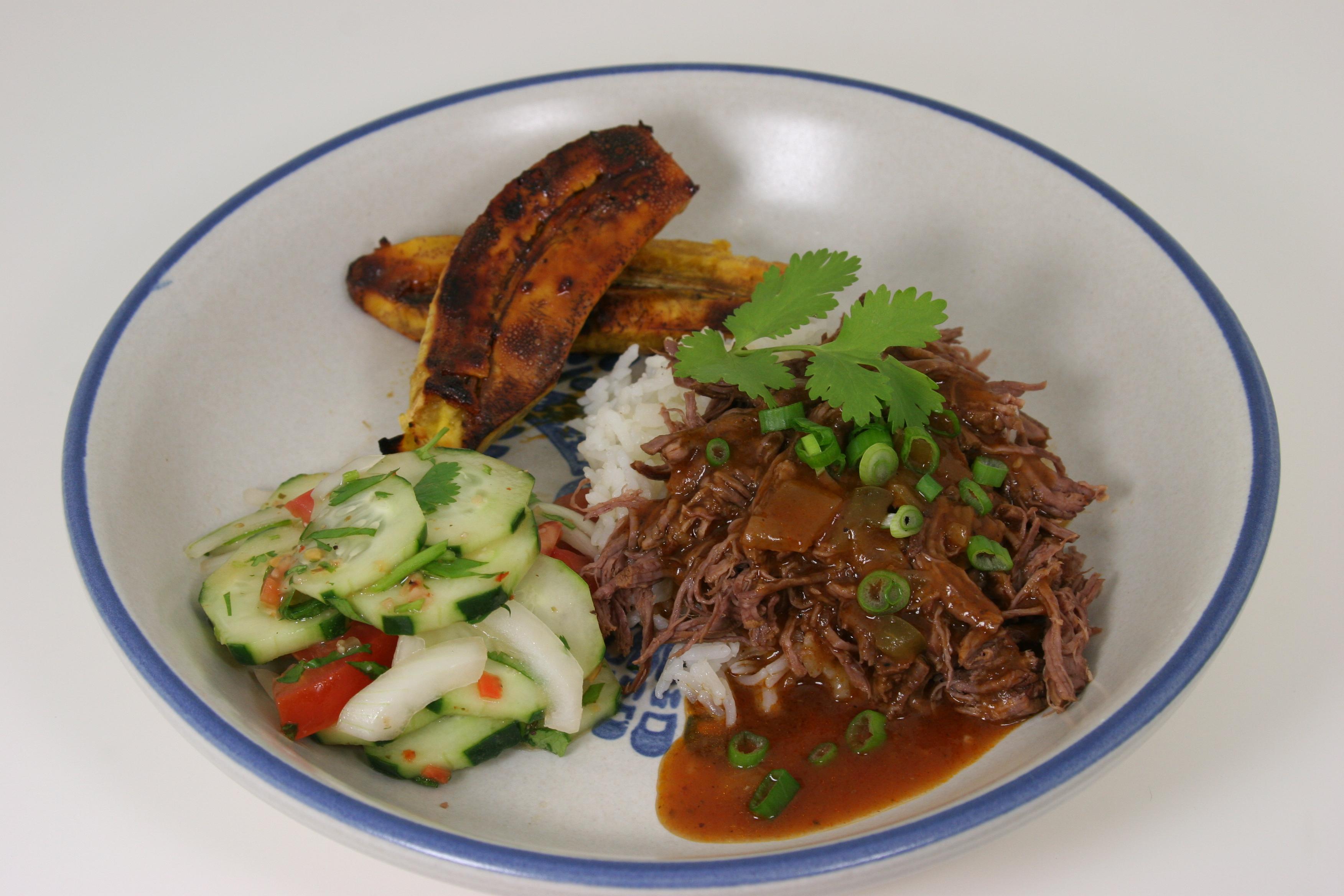 Ropa Vieja – Cuba National Dish – Day 81/Dish 46 | MyHungryTum